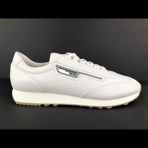 Prada Nappa Sport Logo Leather 2EG286  Sneakers